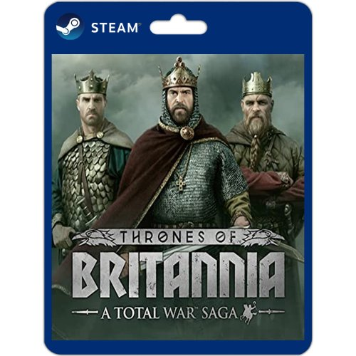 Total War Saga Thrones of Britannia original PC steam game download play offline