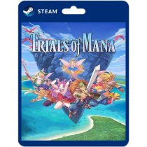 Trials of Mana original PC steam game download play offline