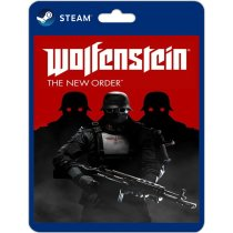 Wolfenstein The New Order original PC steam game download play offline