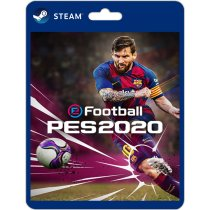 Football PES 2020 original PC steam game download play offline