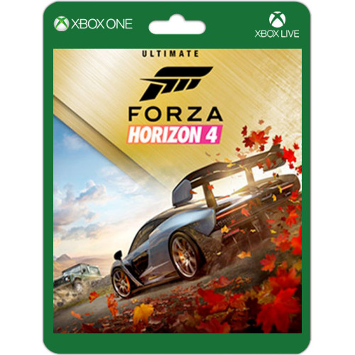 Forza Horizon 4: Ultimate Edition for Xbox One