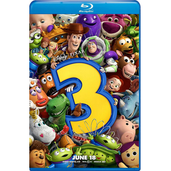 Toy Story III bd hd movie