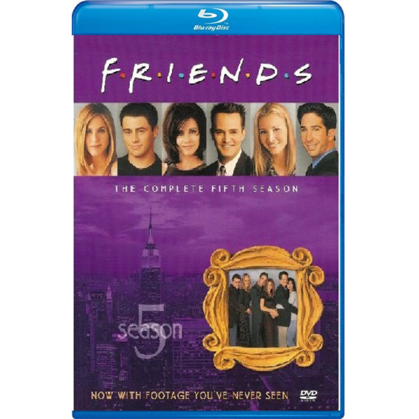 Friends Season 5 (1-24) bd hd movie