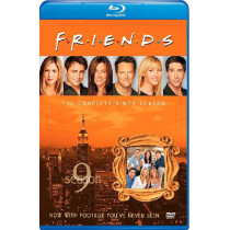 Friends Season 9 (1-24) bd hd movie