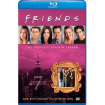 Friends Season 7 (1-24) bd hd movie