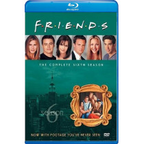 Friends Season 6 (1-25) bd hd movie