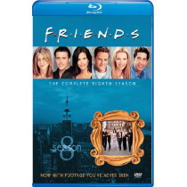 Friends Season 8 (1-24) bd hd movie
