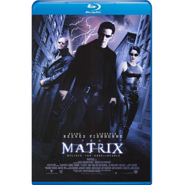 The Matrix 1 bd hd movie