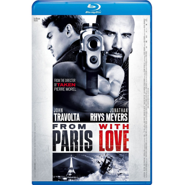 From Paris with Love bd hd movie
