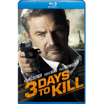 Three Days to Kill bd hd movie