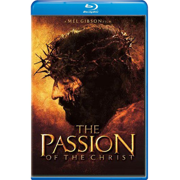 The Passion of the Christ bd hd movie