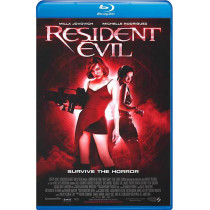 Resident Evil 1 bd hd movie