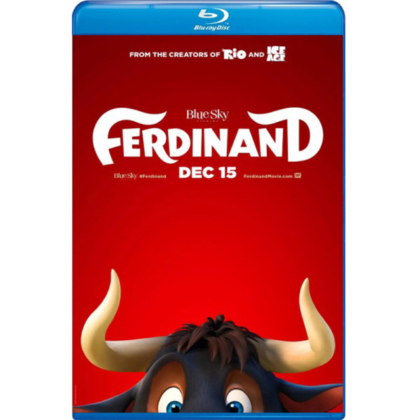 Ferdinand bd hd movie