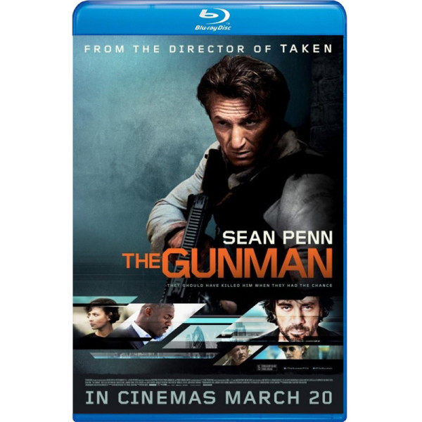 The Gunman bd hd movie