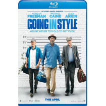 Going In Style bd hd movie
