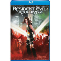 Resident Evil 2 Apocalypse bd hd movie