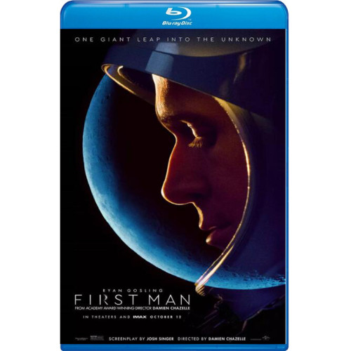 First Man bd hd movie
