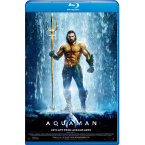 Aquaman bd hd movie