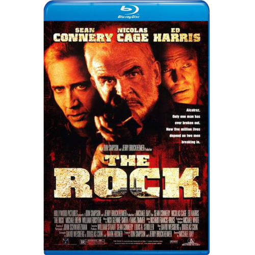 The Rock bd hd movie