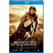 Resident Evil 3 Extinction bd hd movie