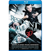Resident Evil 4 Afterlife bd hd movie