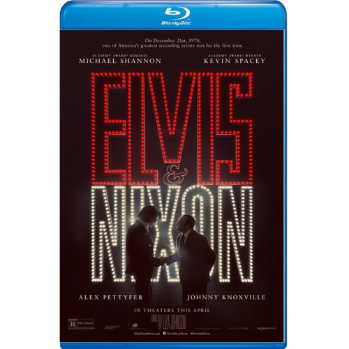 Elvis and Nixon bd hd movie