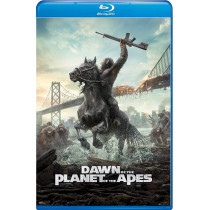 Dawn of the Planet of the Apes bd hd movie