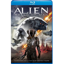 Alien Reign of Man bd hd movie