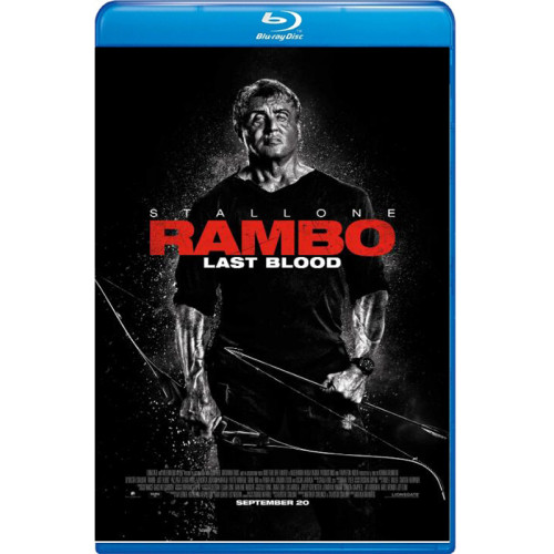 Rambo Last Blood bd hd movie
