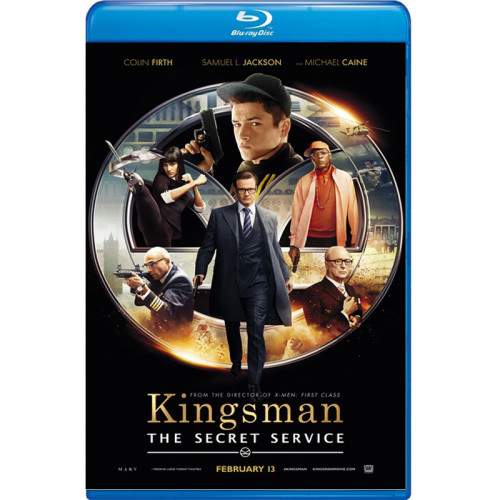 Kingsman The Secret Service bd hd movie