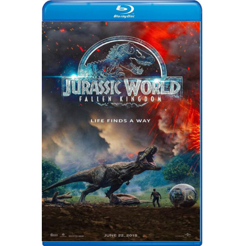 Jurassic World 2 bd hd movie