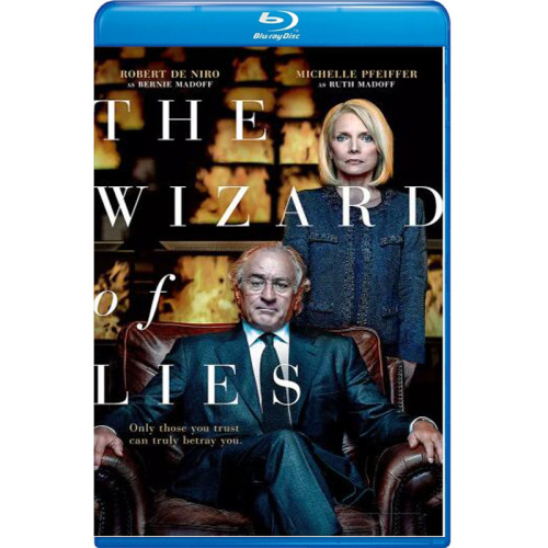 The Wizard of Lies bd hd movie