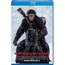 War for the Planet of the Apes bd hd movie