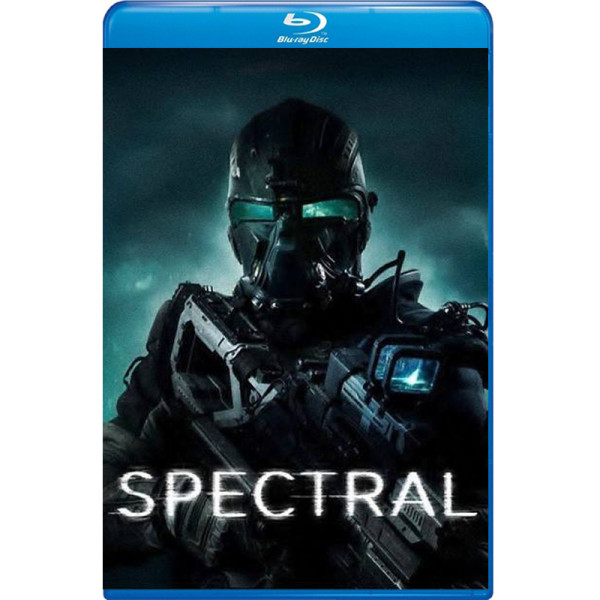 Spectral bd hd movie