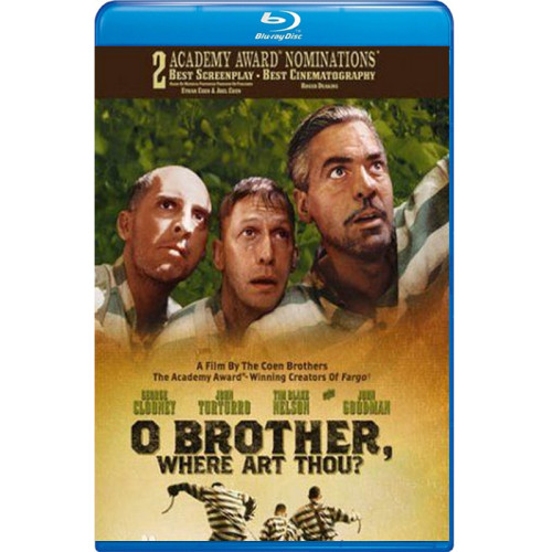 O Brother Where Art Thou bd hd movie