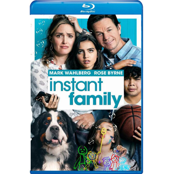Instant Family bd hd movie
