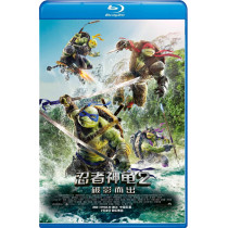 Teenage Mutant Ninja Turtles 2 bd hd movie