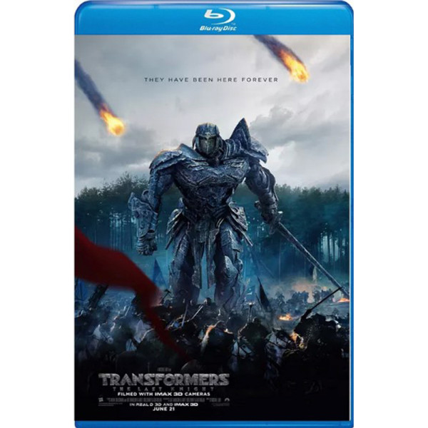Transformers The Last Knight bd hd movie