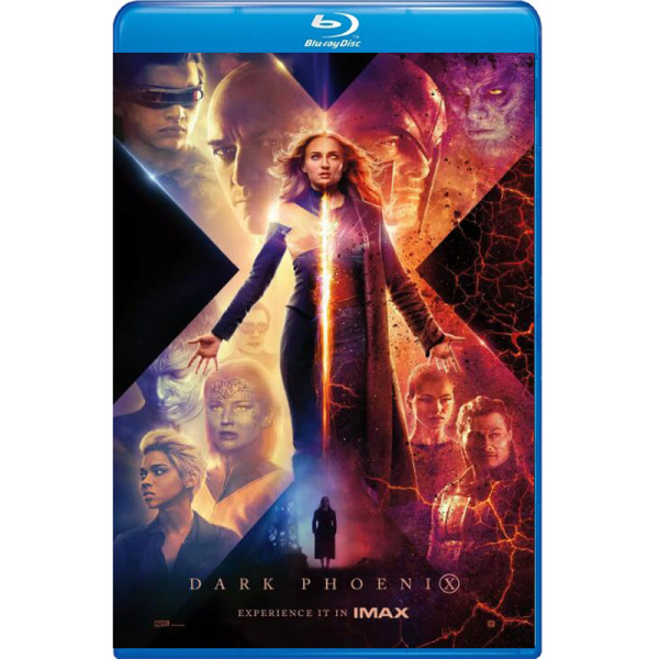 Dark Phoenix X bd hd movie