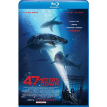 47 Meters Down bd hd movie