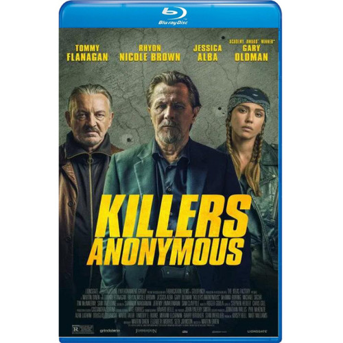 Killers Anonymous bd hd movie