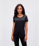 SPEEDGYM Women Sports Yoga T-Shirts Tops DX-2031
