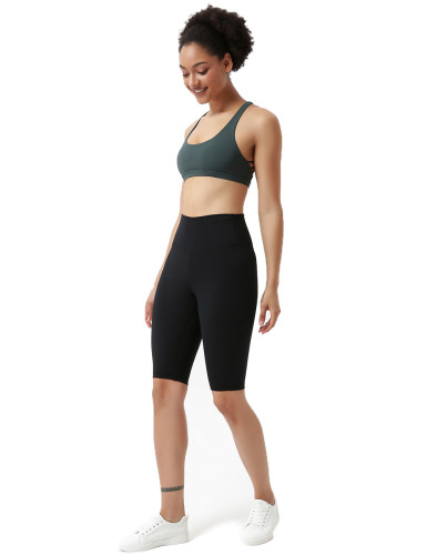 SPEEDGYM Women Sports Yoga Pants 5 Minutes of Pants KZ-W003 Leggings