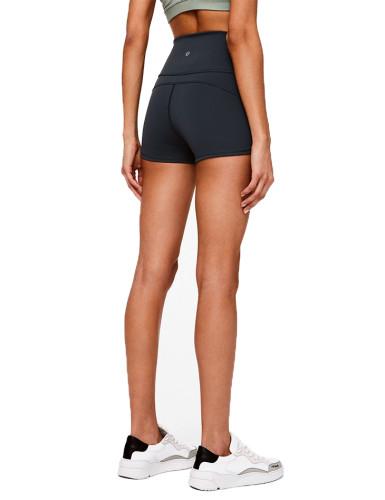 SPEEDGYM Women Sports Yoga Shorts DK-1937