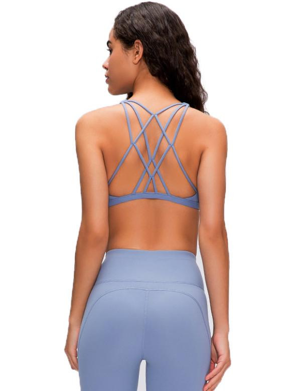 SPEEDGYM Women Sports Yoga Bras WX-2021