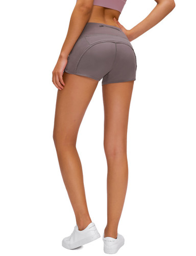 SPEEDGYM Women Sports Yoga Shorts DK-2035