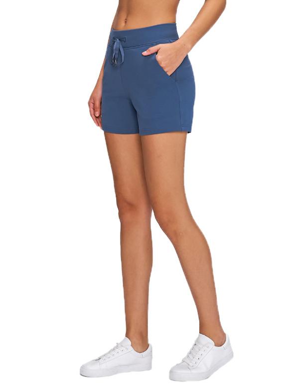 SPEEDGYM Women Sports Yoga Shorts DK-2029