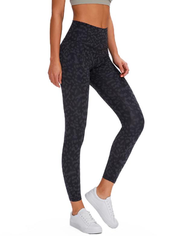 SPEEDGYM Women Sports Yoga Pants 9 Minutes of Pants KZ-W002 Leggings