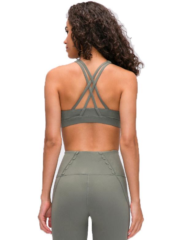 SPEEDGYM Women Sports Yoga Bras  WX-19111