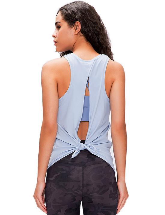 SPEEDGYM Women Sports Yoga Sleeveless Tank Tops Leisure vest BX-2027